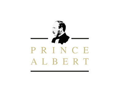 PRINCE ALBERT LOGO DESIGN