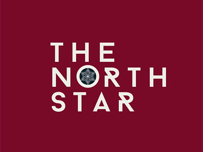 THE NORTH START LOGO DESIGN