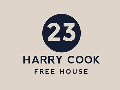 HARRY COOK LOGO DESIGN