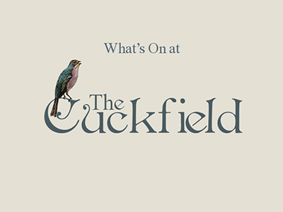 THE CUCKFIELD LOGO DESIGN